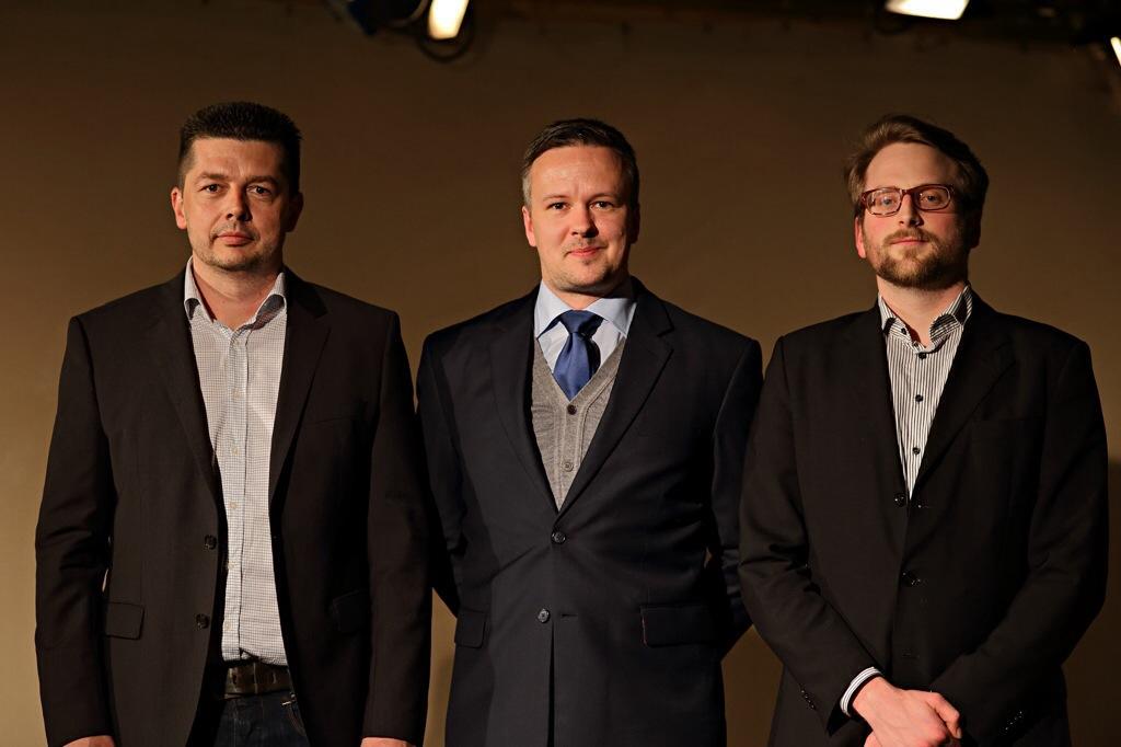 Matthias Mehnert, Frank Tornau, Nils Oberstadt